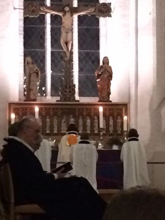 ordination i domkirken 140317
